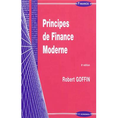 Principes de finance moderne, 6e éd.