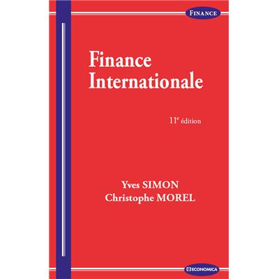 Finance internationale, 11e éd.