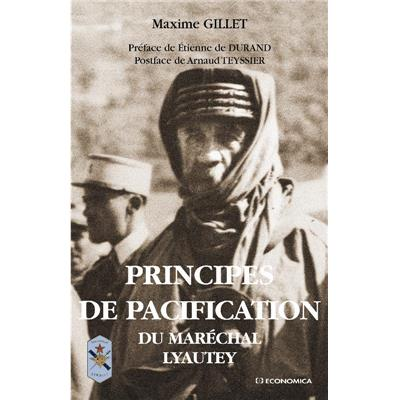 Principes de pacification du Maréchal Lyautey