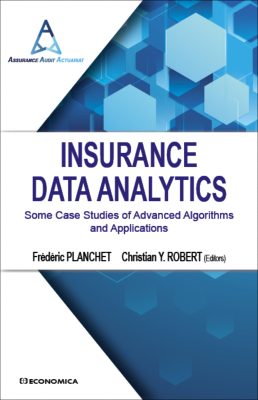 Insurance data analytics - Some Case Studies of Advanced Algorithms and Applications