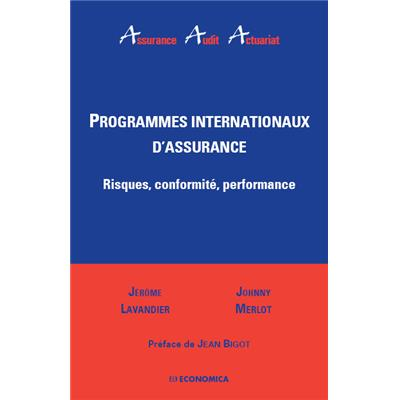 Programmes internationaux d'assurance